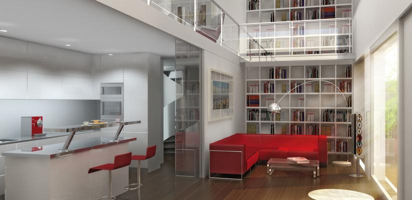 Blank interiorismo for Interiorismo oficinas